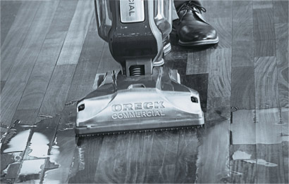 Oreck® Commerical Cordless Vacuums!